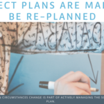 6R Retail | Project Plans are Made to be Re-planned