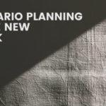 Scenario planning new black