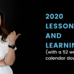 2020 Lessons and Learning | Leonie McCarthy | 6R Retail